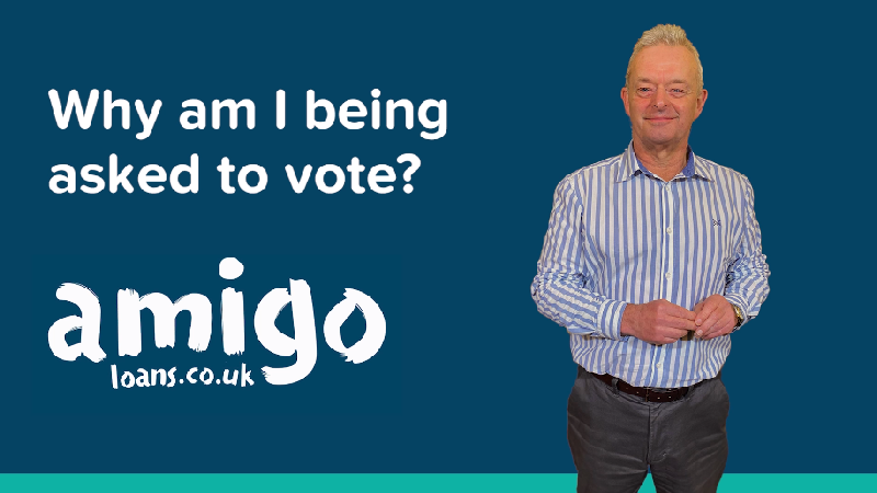Amigo Employee: What am I being asked to vote? Part 2