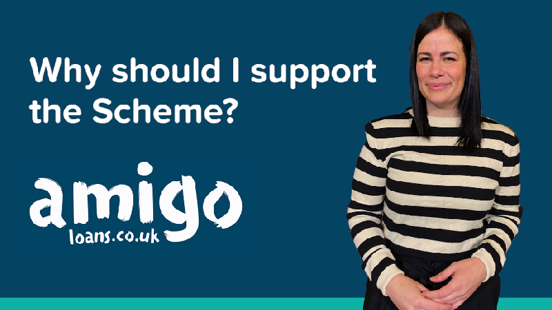 Amigo Employee: Why should I support the Scheme?